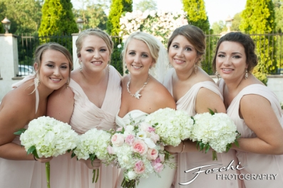 Foschi Wedding pink the girls