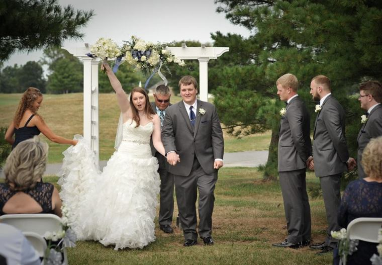 kerry-harrison-wild-quail-exit-bride-groom